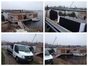 Klomp BV Green4Energy geWoonboot