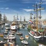 SAIL Amsterdam 2015? Op de geWoonboot!