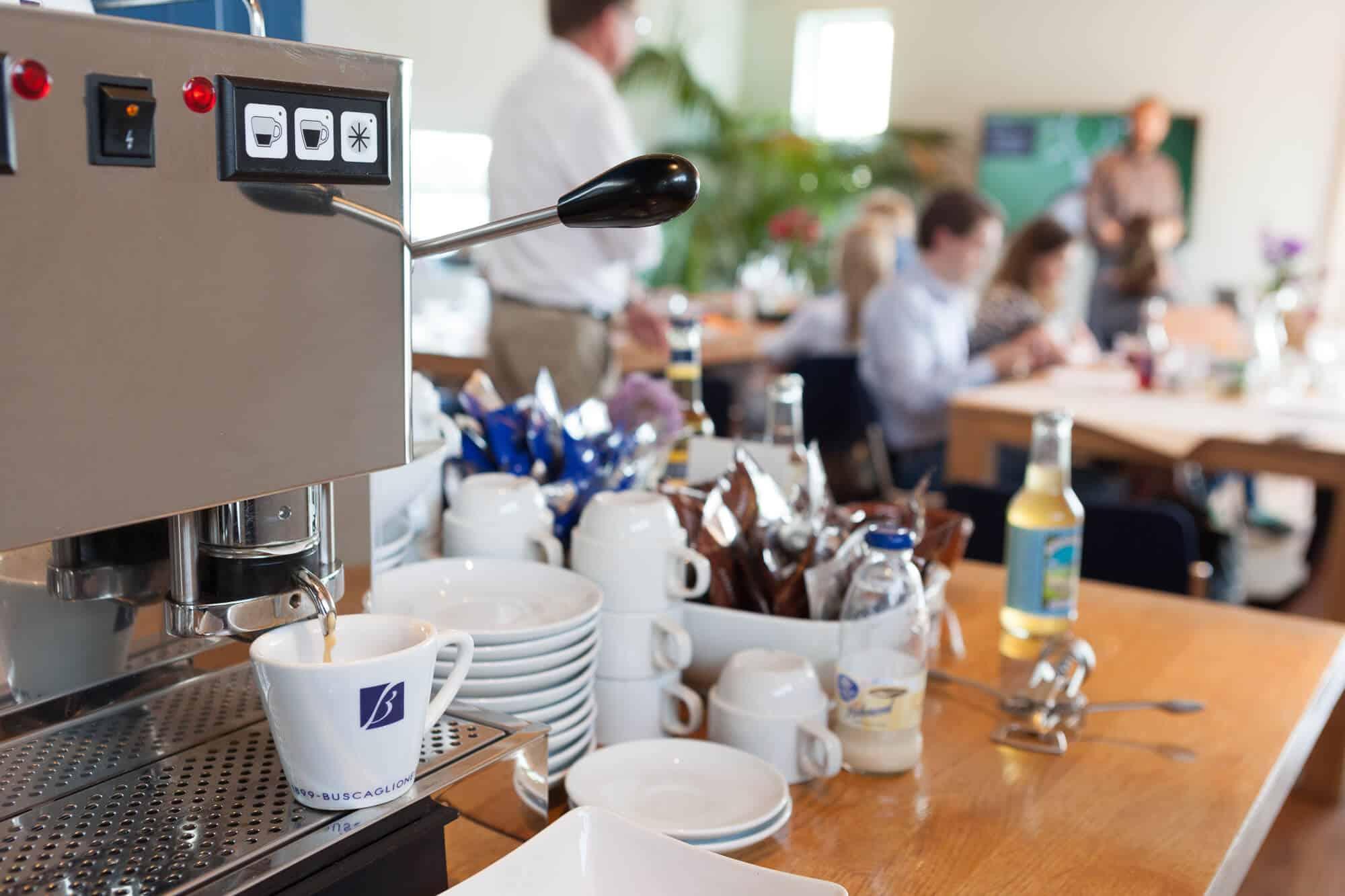 Gewoonboot koffie