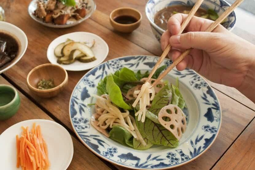 Diner Japans geWoonboot