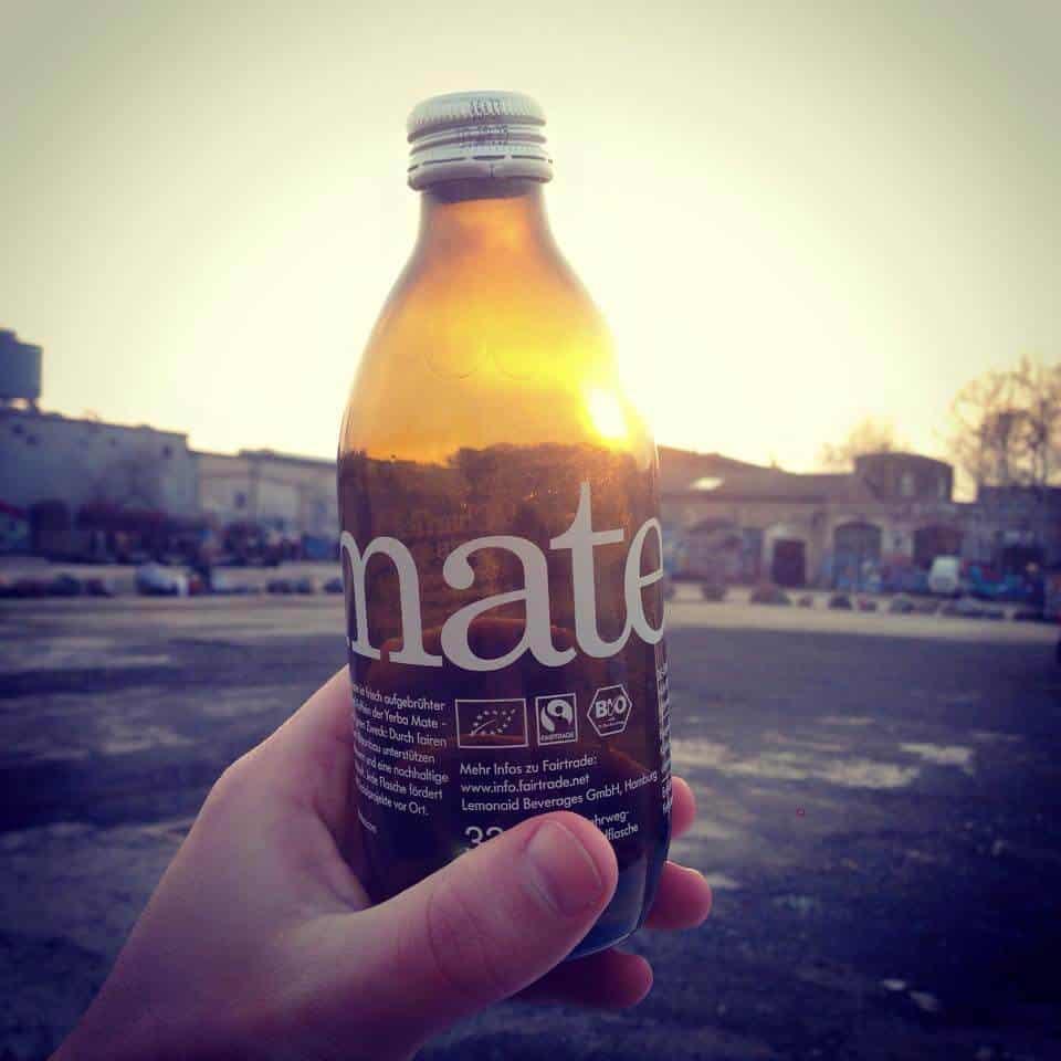 Mate ChariTea zomer