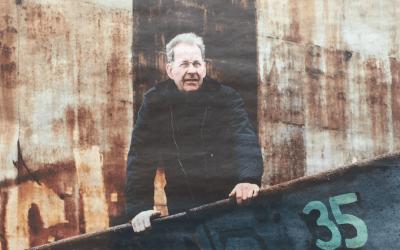 Het Parool over Jan Huisman: pionier in duurzame watersport