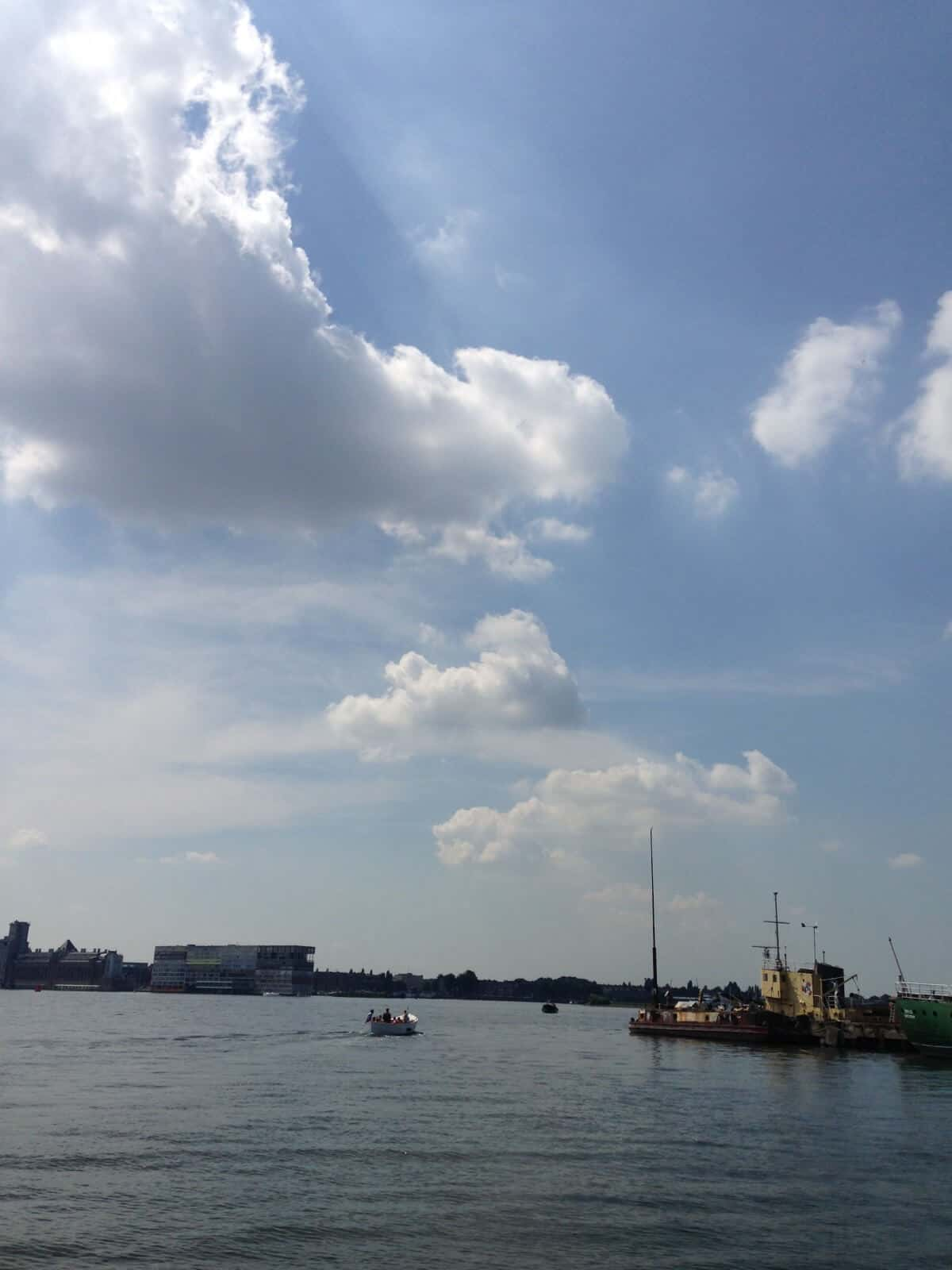geWoonboot Sloepvaart vertrokken