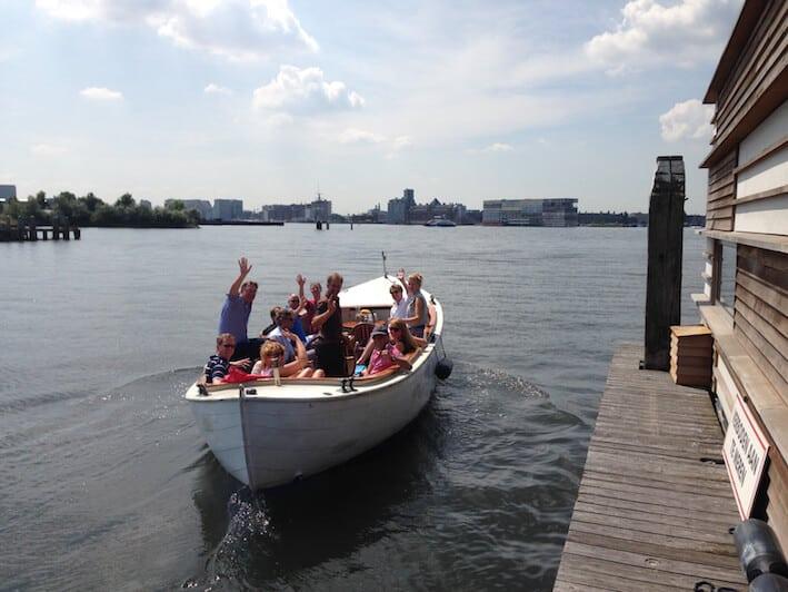 Sloepvaart zomeraanbieding geWoonboot 2