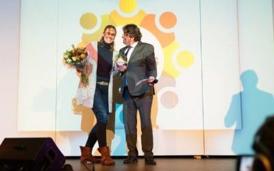geWoonboot wint Nationale Meeting Award 2017