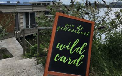 Nieuw in 2017, de Wildcard,voor duurzame, jonge bedrijven met positieve impact