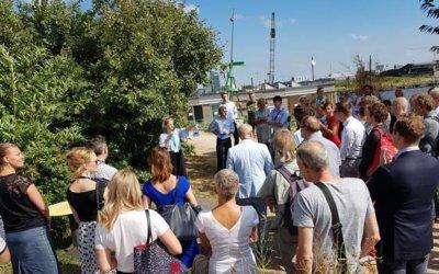 MVO Nederland Meet & Greet bij de geWoonboot