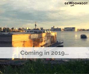 Duurzame voornemens geWoonboot: vegetarische catering, minder afval en geWoonboot 2.0