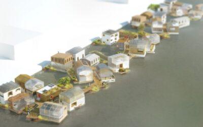 The making of Schoonschip op 10 juli