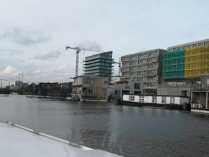 Verslag: Kalkhennep Nederland op excursie langs geWoonboot 2.0