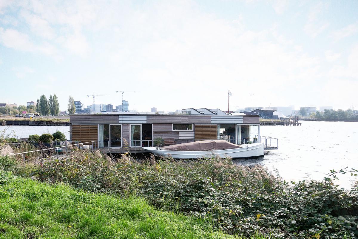 Ruimtes en prijzen voor het vergaderen op het water in Amsterdam