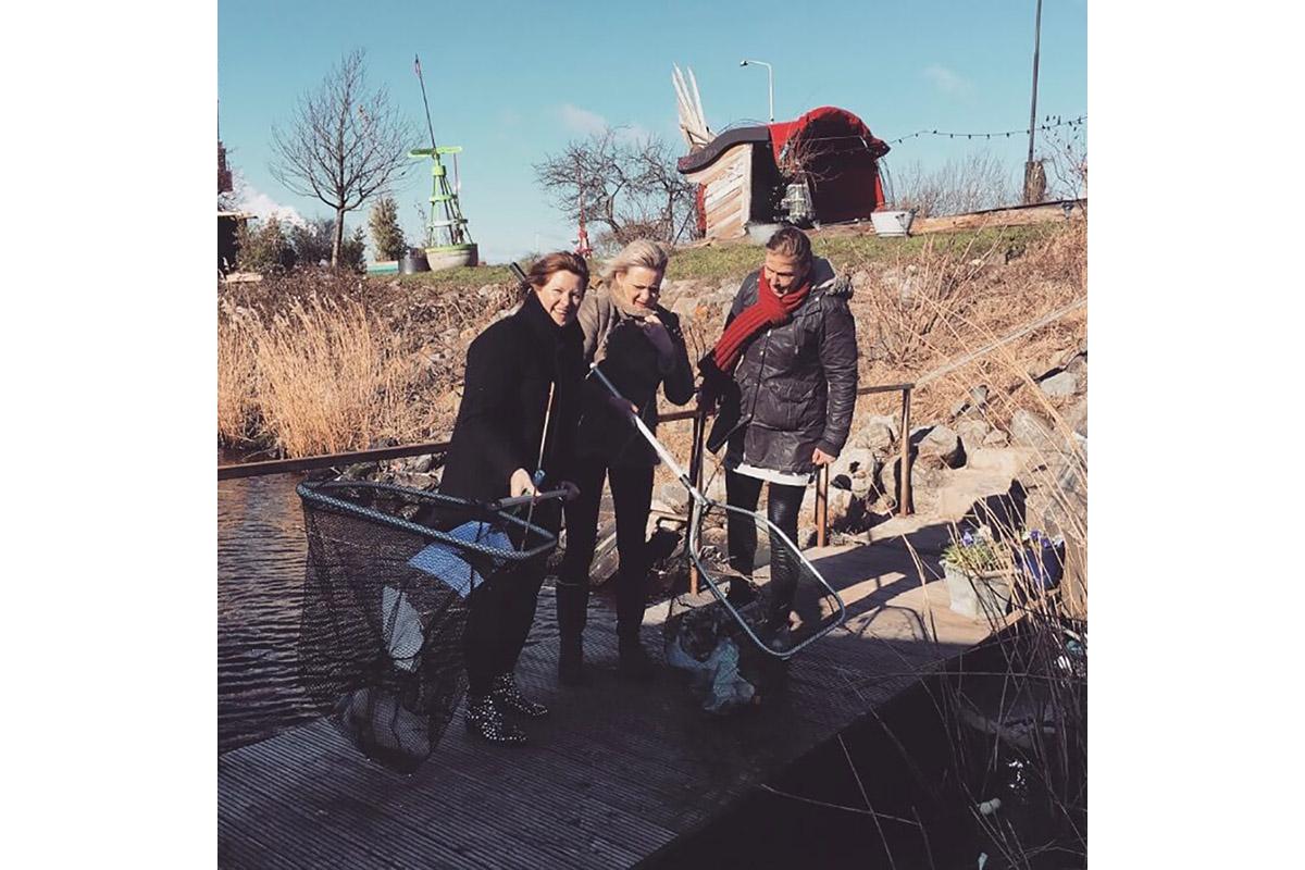 Speciale activiteiten na vergaderen op vergaderlocatie geWoonboot Amsterdam